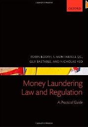 Money Laundering Law and Regulation
