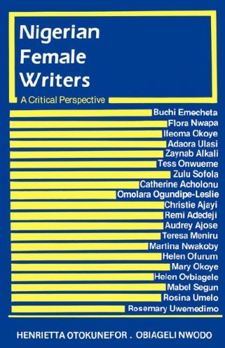 Nigerian Female Writers