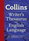 Writer's Thesaurus of the English Language