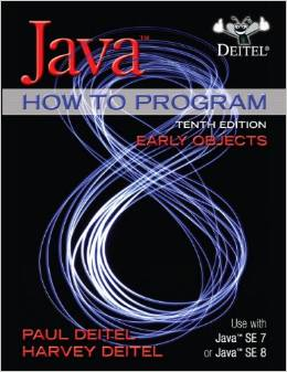 Java How To Program {10th Edition}