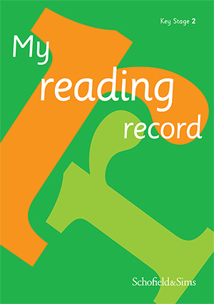 My Reading Record Key Stage 2
