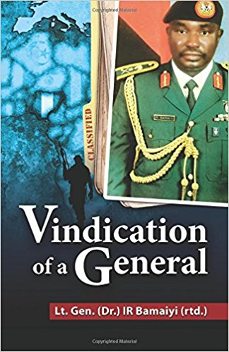 Vindication Of A General